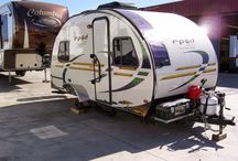 Modern campers