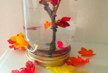 DIY  Autumn / DIY fall decorations