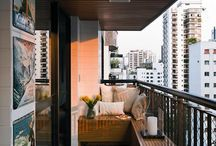 Terrace garden/ Balcony