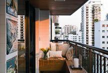 balcony/rooftop/terrace ideas