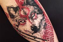Tattoo Art TRESH POLKA