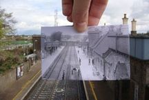 Then & Now / Comparisons, old adverts, old images, Pathe news... a mishmash of yesterday. / by Lesley Davis