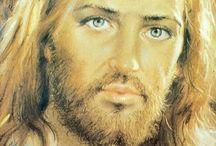 JESUS CHRIST & ANNO DOMINI / I pray for peace...I pray for freedom