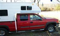 2005 Chevrolet Silverado - $18,000 / Make:  Chevrolet Model:  Silverado Year:  2005   Exterior Color: Red Interior Color: Gray Vehicle Condition: Excellent   Phone:  501-760-5139   For More Info Visit: http://UnitedCarExchange.com/a1/2005-Chevrolet-Silverado-949519694397