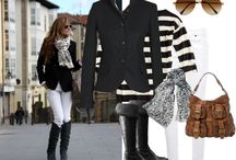 Polyvore's closet / Must have Pieces