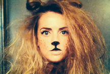 Costume ideas/the lion from oz