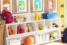Playroom / by Erin Taylor Vizza