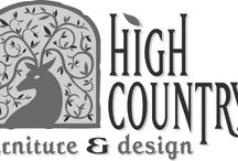 High Country Furniture and Design