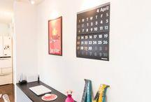 オフィス2 / テーマ・ナチュラル 素材・ウッド、グリーン