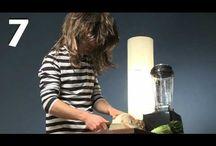 Green Smoothie Ideas / by Megan B