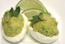 Recipes: Appetizers & Snacks