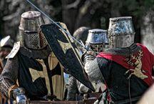 Medieval reenactement