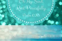 The Heart of Vacation: True Rest / True, lasting rest can only come from intentionally creating time for God in our lives.