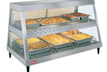 """Product Category: Heated Display Case & Cabinet / Hatco Heated Display Cases and Cabinets are designed for """"show and sell"""" area in any foodservice operation, perfect for hot food merchandising. This allows for food to be prepared in advance of peak serving periods, placing product in full-view to increase impulse sales. / by Hatco Corporation"""