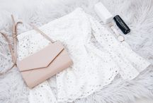 Style & Beauty Flatlays / A selection of my best flatlays incorporating both beauty and fashion!