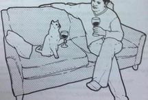 Drinking with My Cat