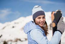 > LA PLUS BELLE POUR ALLER SKIER < / Grand jeu Pin to win : du 23/12 au 30/12 MonShowroom vous propose de partager vos plus beaux looks pour aller skier! Epinglez votre atmosphère et votre plus belle tenue de Ski #monshowroom et tentez de gagner un bon d'achat de 50€ ! Seuls les tableaux les plus créatifs seront récompensés !  / by MonShowroom.com ♥
