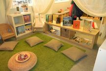 EYFS - indoor environments