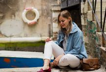 Das Blogger Lookbook / 8 verschiedene Girls stylen jeweils zu einem Thema 8 verschiedene Style und dies alles unter den Namen #dasbloggerlookbook
