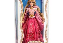 Disney Store Collector Dolls / by Nicole Dowers