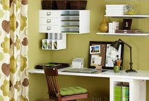 Home Office Makeover / by StaviB