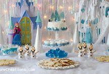 Disney Frozen party / by Michella Tuttle