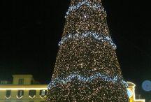 Piazza Tasso in occasione del Natale  a Sorrento e del Capodanno a Sorrento 2013 / Il 26 novembre 2013, Piazza Tasso a Sorrento, in vista del Natale a Sorrento e del Capodanno a Sorrento si presentava così
