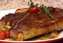 receitas com carne bovina