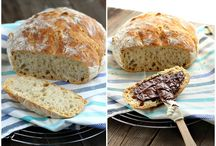 Pane senza impastato / Pagnotta