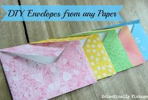 Cards/paper crafting / by Carla Loewen