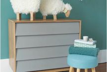 Kids déco / Ideas for kids bedroom... And yes I have boys...