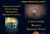 A World of Gothic - Gothic Mystery Romance Books / A brand new series of gothic mystery novellas from authors all over the world. The first book, Ghost in the Rain, by Marie Treanor will be released April 28, 2016