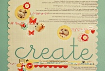 Creative Journaling / Smash book, Project Life, and journaling prompts