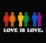 Equality T-shirts / Equality Apparel from www.GlbtShirts.com: T-shirts, Poster Prints, Stickers, Hoodies, Mugs, Pet Shirts, Postcards, iPhone Cases, Mouse pads, Baby Tees, Hats, Posters, Magnets... everything from GAY to Z!