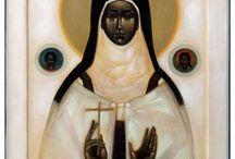 św. Teresa/ saint Teresa