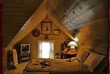 Rooftop room
