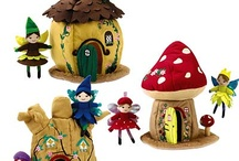 Fairies, gnomes and other magical creatures / by Sharon Penny