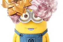 Minions / by Leah Wood