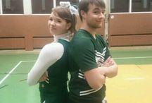 German Cheerleader