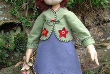 dolls / by Donna Wyatt