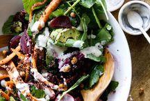 chow // quinoa