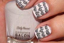 Nail It To The Wall, Fun / All about nail polish colors and nail care :)