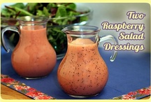Dressings & Sauces.... / by Jean Black Cherry