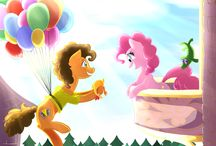 Super Duper Party Ponies / CheeseSandwich Pinkie Pie