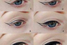 Make up / Eyeliner, make-up