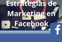 Estrategias de Marketing en Facebook / Estrategias de Marketing de Facebook: todo acerca de las estrategias que puedes aprender y poner en práctica por #infografías muy educativas que se incluyen en este tablero.  Vía @edumoreg