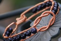 Wire jewelry idead