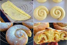 Пироги и булочки