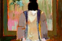 Artist - Liz Gribin / by Jeanne Medina