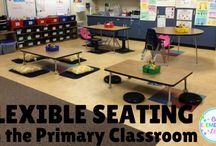 Modern Classroom / Modern classroom set ups to promote learning to all types of learners.